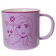 【キッズ食器】アナと雪の女王2 漆器マグカップ アナ