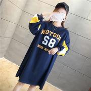 秋冬新作 731905大きいサイズ 韓国 レディース ファッション    パーカー   LL-4L