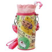 【ペットボトルホルダー】クレヨンしんちゃん 保冷ボトルケース らくがき