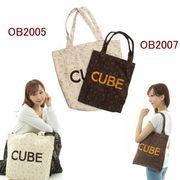 【2020春夏ファッション】キューブデザイントートバッグ【予約販売】