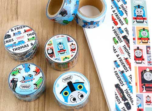 Kikka トーマス マスキングテープ 4種類【2020_1_6発売】