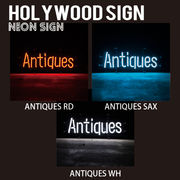 【HOLLYWOOD SIGN】NEON SIGN ネオンサイン【Antiques】