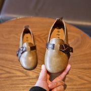 児子供 靴 女児 小さな靴 春 新しいデザイン ミルク ソフトボトム 中 大 子供 靴