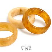 ▼MAGGIO▼【落ち着きのある色合い◎】マーブル模様カラーリング(指輪)