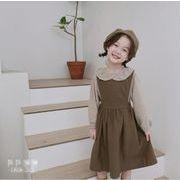 春新作 tシャツ+スカート 女の子 子供 キッズ  ファッション カジュアル 子供服