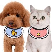 猫雑貨 首襟 小猫用 ペット用品 涎掛け 汚れ防止