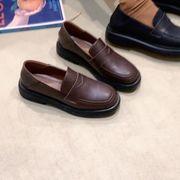 イングランド システム 服 小さな靴 春 新しいデザイン カレッジ風 2way 太いヒー