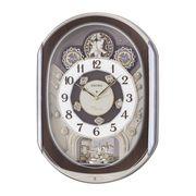 セイコー からくり電波 掛時計 RE578B