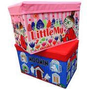 ムーミン 座れる収納ボックス