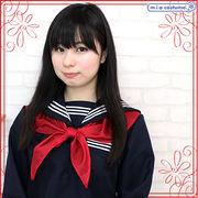 1210J●■送料無料■ スクールスカーフ単品 色:赤 サイズ:フリー