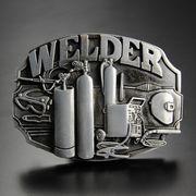 ベルトバックル 溶接工 WELDER