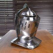 西洋甲冑 中世ヨーロッパ式 兜 ナイトヘルメット