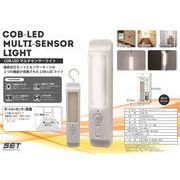 COB型LEDマルチセンサーライト