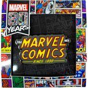 【ピンバッジ】MARVEL COMICS ピンズ 80years-C