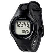 ウォッチ万歩計 腕時計タイプ ブラック TM-400B/B