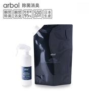 【花粉ノロインフル対策】次亜塩素酸ボトルセット 1800ml詰め替え用+スプレーボトル(空)セット