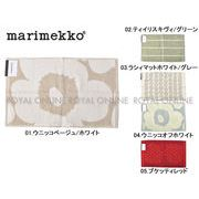 S) 【マリメッコ】 ハンドタオル ジャガード ゲスト タオル JACQUARD GUEST TOWEL 30/50 全5色