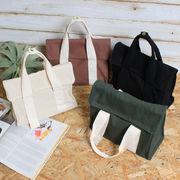 BAG キャンバストートバッグ 鞄 カバン ハンドバッグ ショルダーバッグ 2020新作