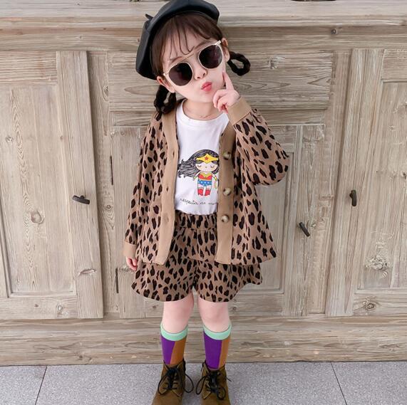 韓国ファッション 韓国子供服  2020春夏新作 子供服  トップス+ズボン 2点セット
