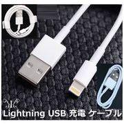 定形外 ライトニング 急速充電 データ転送 1m apple Lightning USB ケーブル在庫有 純正品質