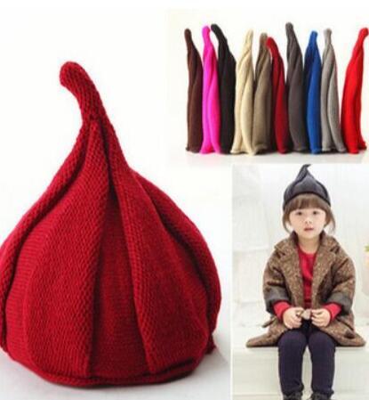 秋冬新しいスタイル♪どんぐり帽子♪親子帽子 キッズ用帽子 ニット帽子