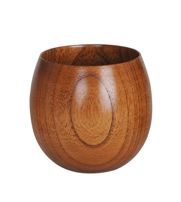 木製 木目  エッグカップ