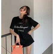 【海外買付】人気Tシャツv-gr46-6008【2020春夏新作】レディース/シンプル/タウン使い/可愛い