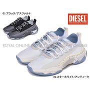 S) 【ディーゼル】 スニーカー Y02112-P3019 S-KIPPER BAND シューズ 靴 全2色 メンズ