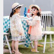 トップス  長袖 花 夏 人気商品 キッズ 韓国子供服 2020新作 SALE ファッション m14793