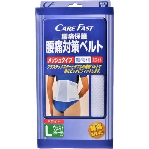 CareFast ケアフアスト 腰痛対策メッシュタイプL