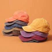 帽子 レディース キャップ サイズ調整可能 カーブキャップ ローキャップ オールシーズン対応