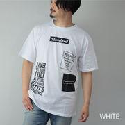 【2020新作】 Tシャツ メンズ 半袖 ロゴプリント ボックスロゴ ガールプリント フォト ビッグシルエット