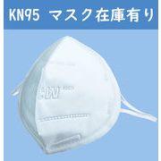 在庫有り マスク KN95  ウイルス  花粉症  95%カットフィルタ 飛沫防止 10枚入