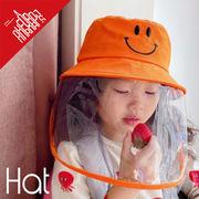 sflhw3241◆5000以上【送料無料】◆キッズ帽子★子供ハット ウイルス対策 花粉対策 飛沫感染を防ぐ