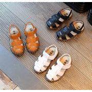 【子供靴】サンダル 男の子 可愛いデザイン ベビー シューズ キッズ靴