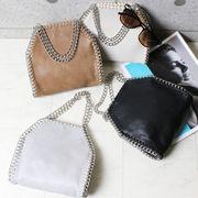 チェーンバッグ BAG 鞄 ハンドバッグ ショルダーバッグ レザーバッグ トレンド ポシェット