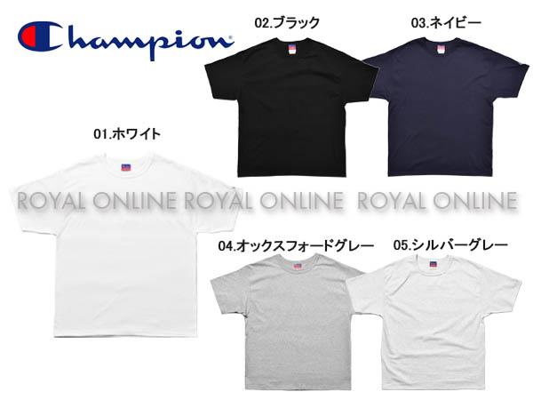 S) 【チャンピオン】ADULT 7oz.HERITAGE SHORT SLEEVE TEE  T105 Tシャツ 全5色 メンズ