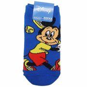 【靴下】ミッキーマウス キッズソックス テニス