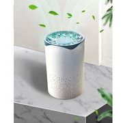 ミニ空気清浄機 エアクリーナー オゾン発生器 花粉対策 消臭 除菌ホーム/オフィス/車/冷蔵庫/トイレ