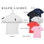 S) 【ポロ ラルフローレン】BIG PONY コットン ジャージー Tシャツ323-770177 全6色 メンズ レディース