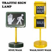 トラフィック サイン ランプ【TRAFFIC SIGN LAMP】