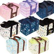 キャラクター 保冷 ショッピングバッグ 保冷バッグ 買い物バッグ レジかごバッグ