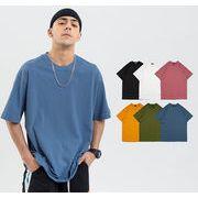 新作 メンズ トップス Tシャツ ブラウス 半袖 カジュアル