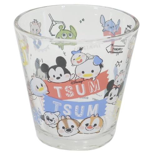 【HS】【在庫限り】ディズニーツムツム ガラスコップ