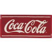 コカ・コーラ フェイスタオル クラシックレッド 【アメリカン雑貨】【日本製タオル】