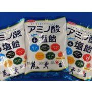 アメハマ アミノ酸+塩飴(70g×24袋)