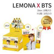 【送料無料】レモナ × BTS LEMONA 10包入り ビタミンC