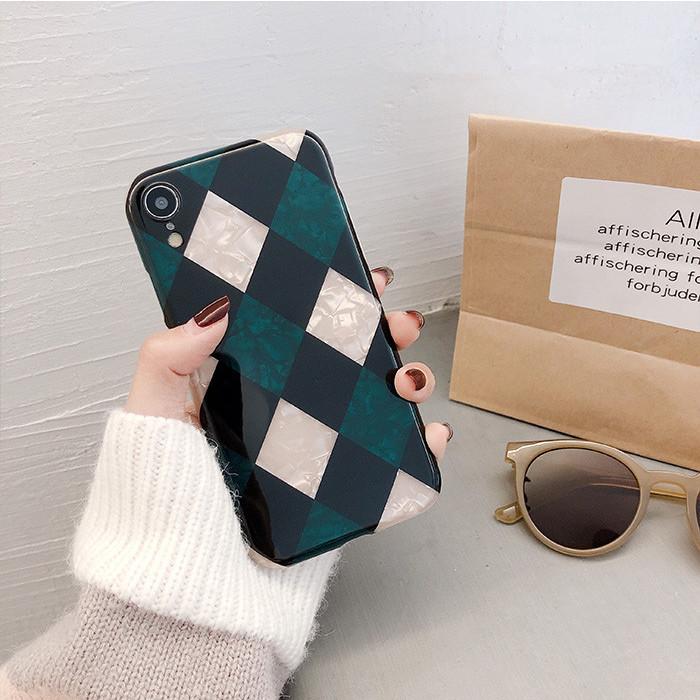 スマホケース 幾何学模様 iPhone ケース アイフォンXS Maxカバー