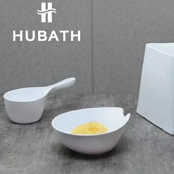持ちやすさにこだわった洗面器! HUBATH(ヒューバス)ウォッシュボールN
