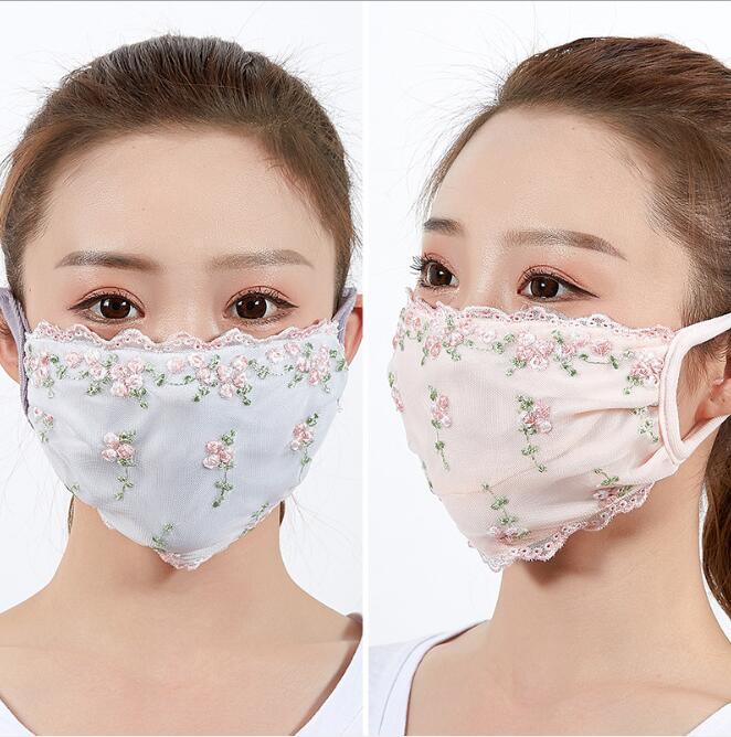春夏マスク レディース用 快通気性マスク マスク 繰り返し使えるマスク洗えるマスク 飛沫防止